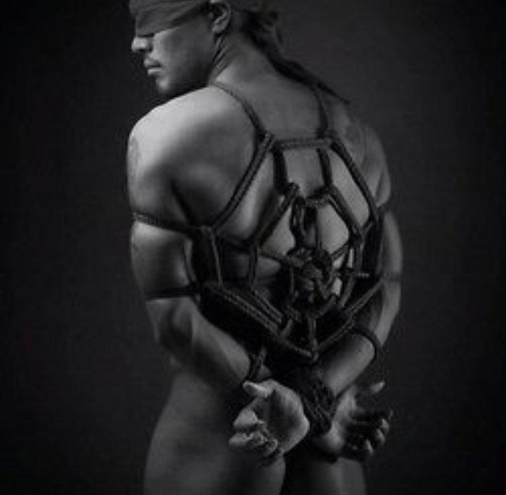 Dennis loomis bondage — pic 8